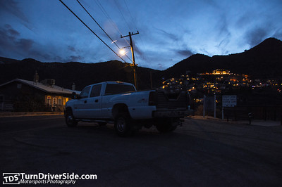 Jerome at Night